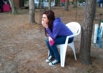 La stanchezza di Elisa