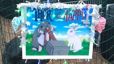 Cartello di Thor and Happy